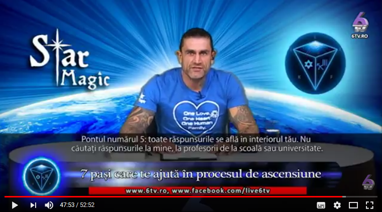 Magia Stelelor – 7 pasi in procesul de Ascensiune
