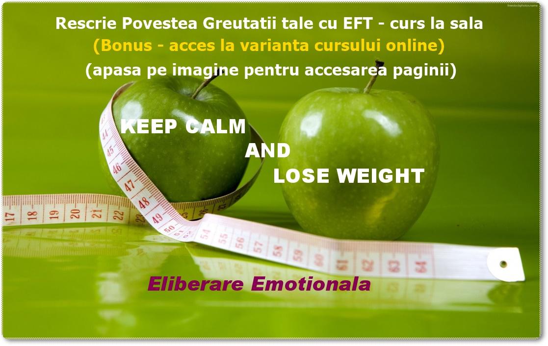 pierdere în greutate de eliberare emoțională