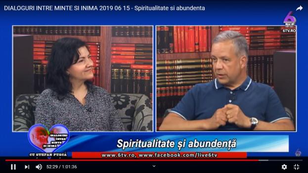 Spiritualitate, Abundenta si.. marturisire